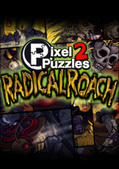 [Cover] Pixel Puzzles 2: RADical ROACH