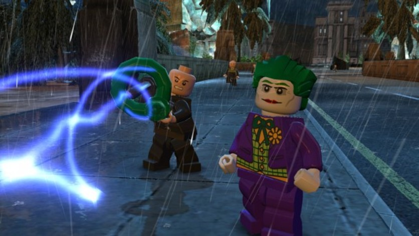 Screenshot 2 - LEGO Batman 2: DC Super Heroes