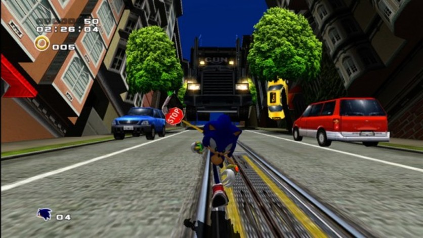 Screenshot 4 - Sonic Adventure 2