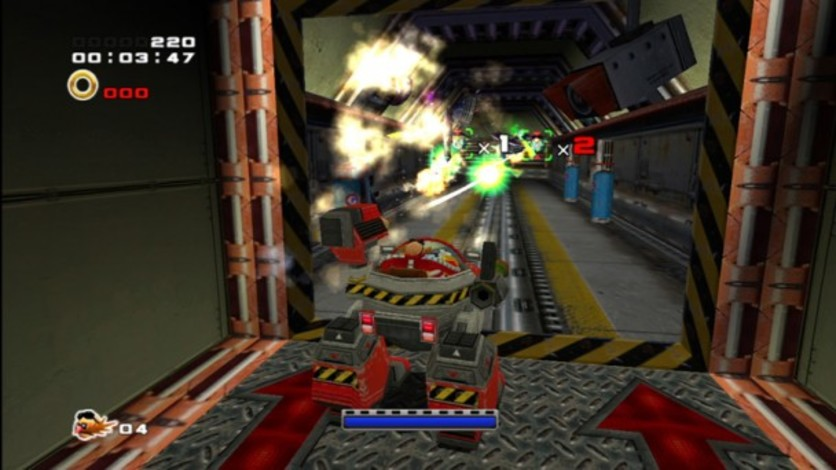 Screenshot 5 - Sonic Adventure 2