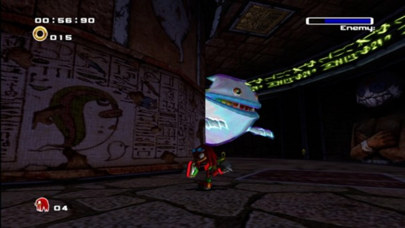 Screenshot 1 - Sonic Adventure 2