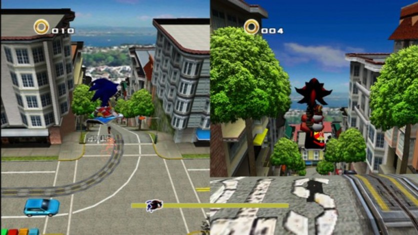Screenshot 3 - Sonic Adventure 2