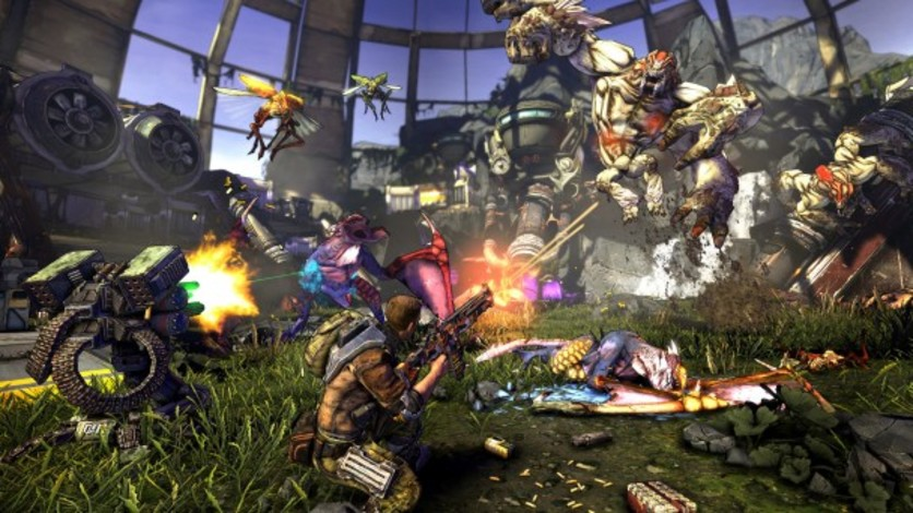 Screenshot 10 - Borderlands 2 Game of the Year Edition