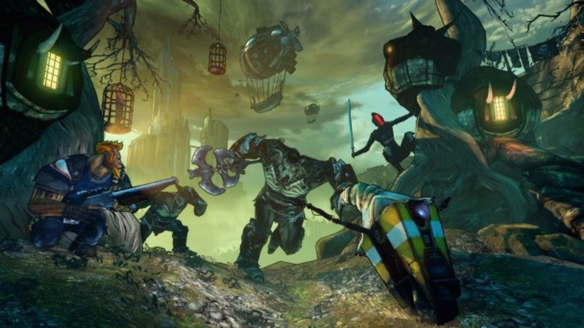 Screenshot 13 - Borderlands 2 Game of the Year Edition