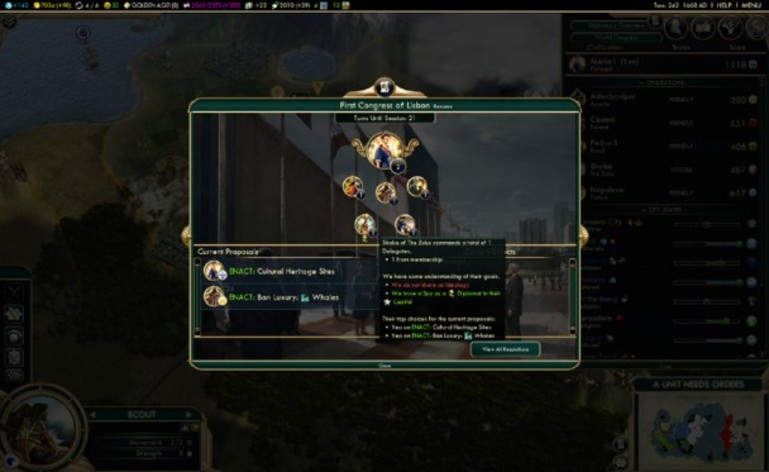 Screenshot 8 - Sid Meier's Civilization V: Brave New World