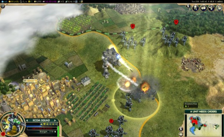 Screenshot 3 - Sid Meier's Civilization V: Brave New World