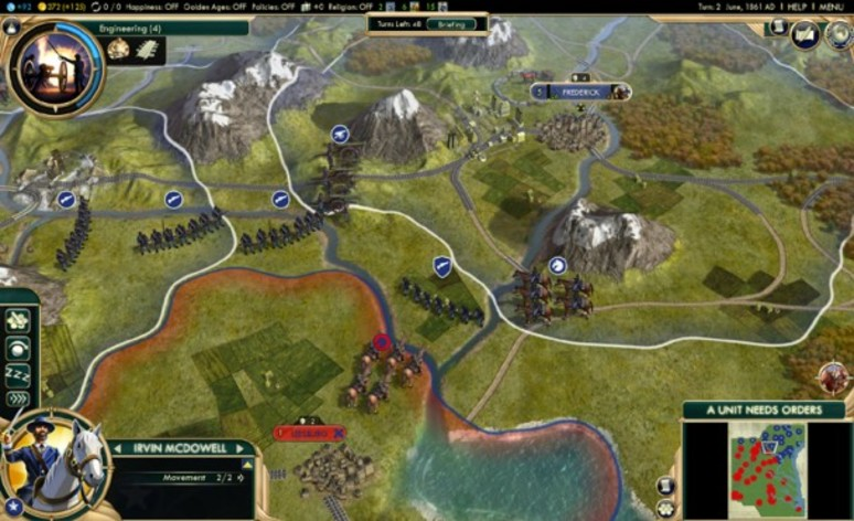 Screenshot 5 - Sid Meier's Civilization V: Brave New World