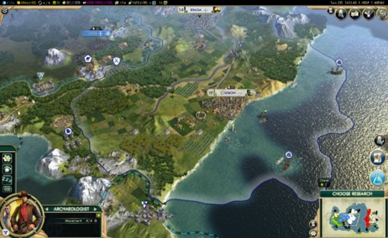 Screenshot 4 - Sid Meier's Civilization V: Brave New World