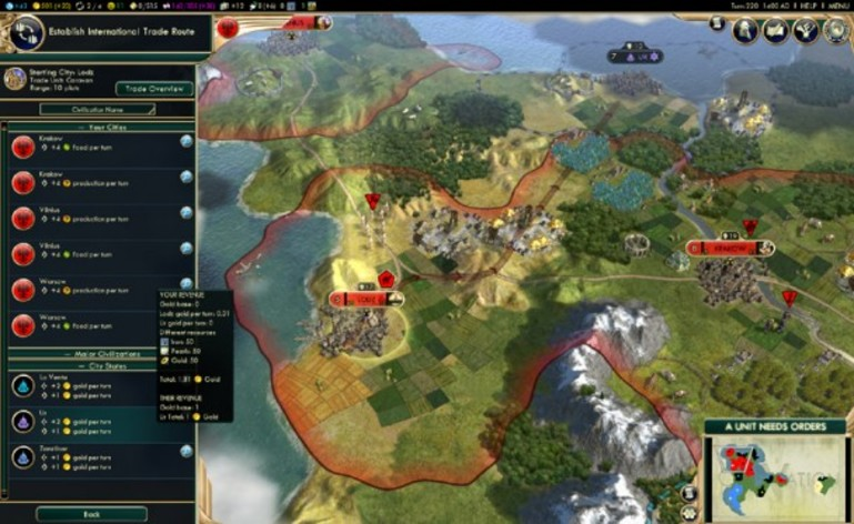 Screenshot 2 - Sid Meier's Civilization V: Brave New World