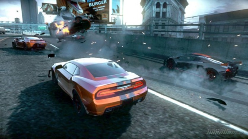 Screenshot 4 - Ridge Racer Unbounded
