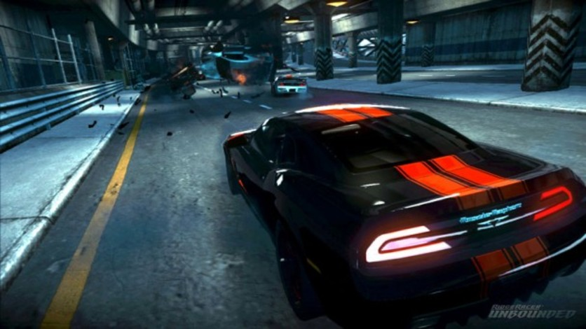 Screenshot 2 - Ridge Racer Unbounded
