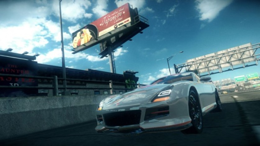 Screenshot 5 - Ridge Racer Unbounded