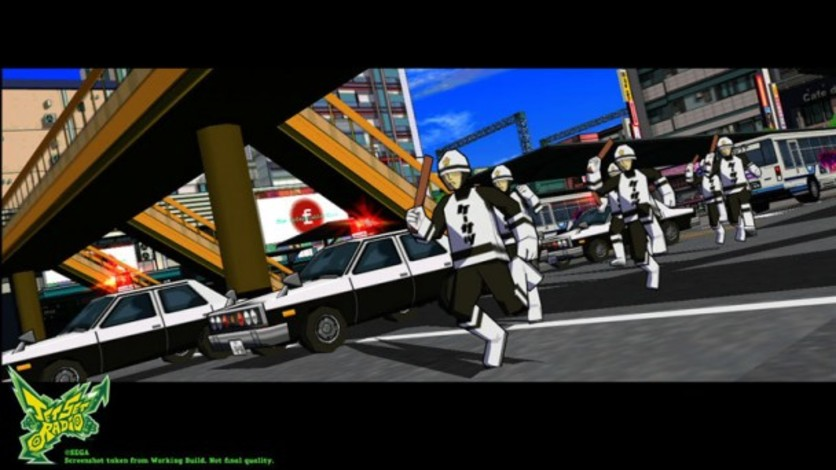 Screenshot 6 - Jet Set Radio