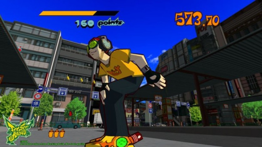 Screenshot 8 - Jet Set Radio