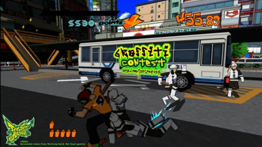 Screenshot 2 - Jet Set Radio