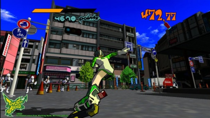 Screenshot 5 - Jet Set Radio