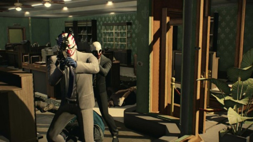 Screenshot 4 - Payday 2