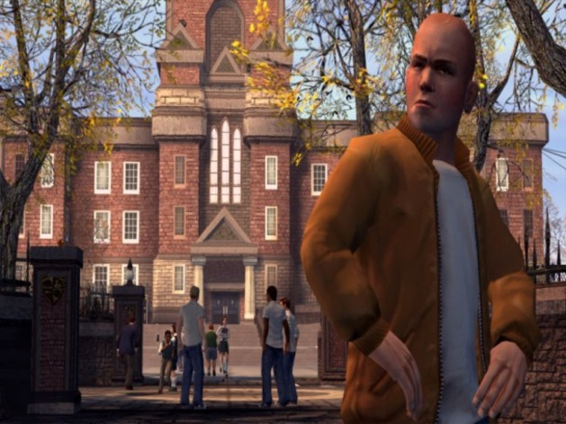 Screenshot 8 - Bully Scholarship Edition