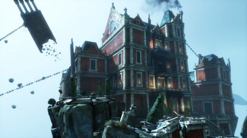 Screenshot 1 - Dishonored: Dunwall City Trials
