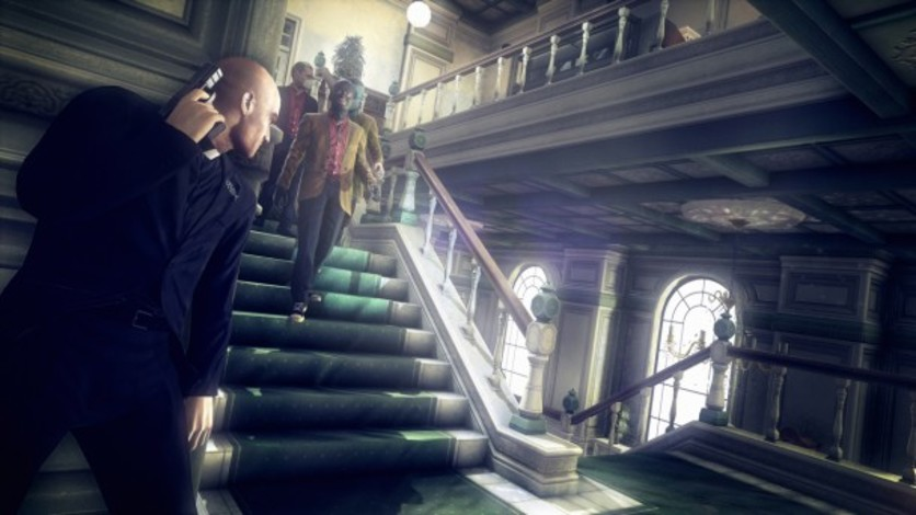 Screenshot 3 - Hitman: Absolution
