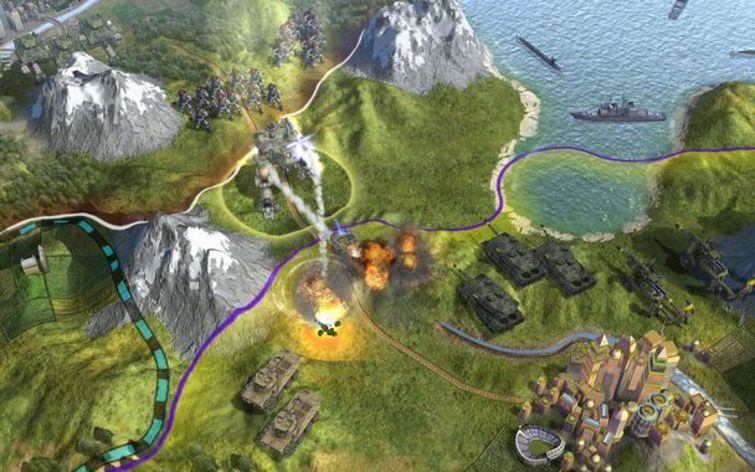 Screenshot 10 - Sid Meier's Civilization V