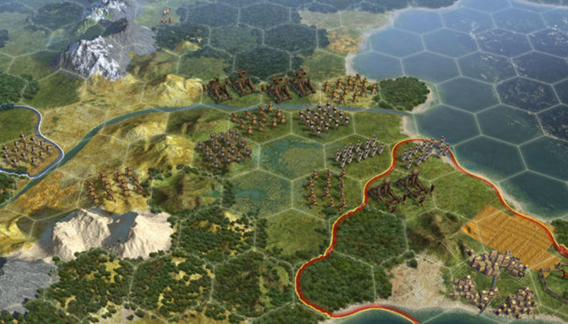 Screenshot 4 - Sid Meier's Civilization V