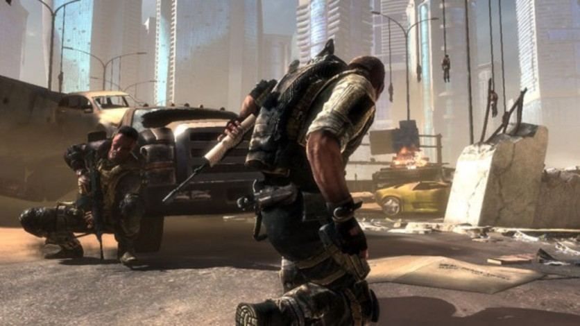 Screenshot 3 - Spec Ops: The Line