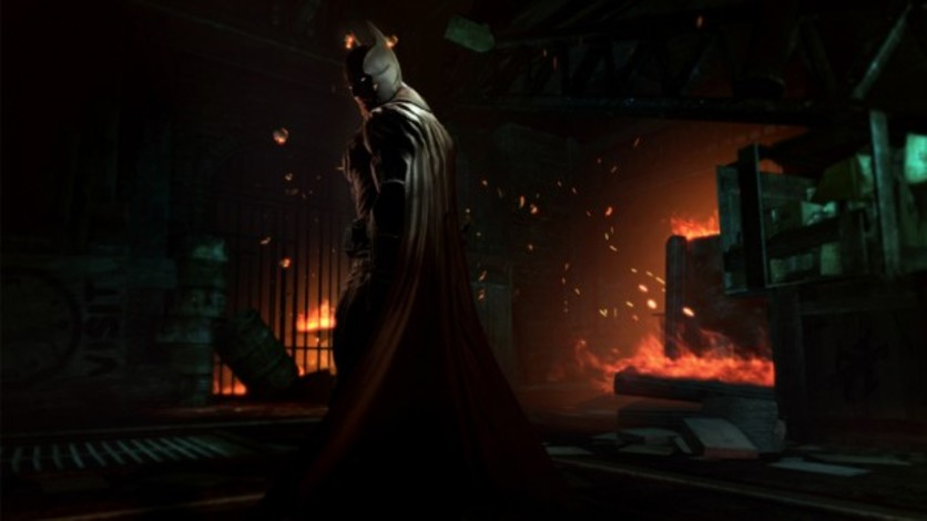 Screenshot 4 - Batman Arkham Origins