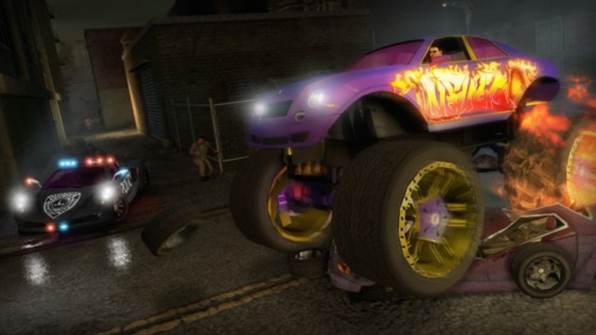 Screenshot 4 - Saints Row IV
