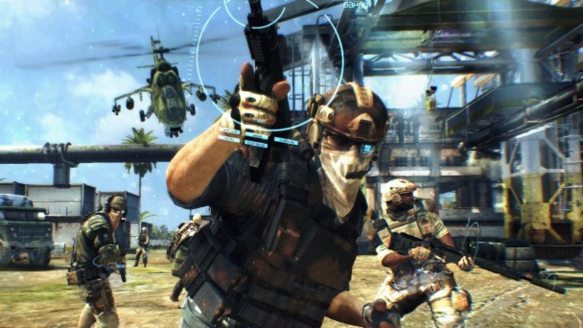 Screenshot 5 - Tom Clancy's Ghost Recon: Future Soldier