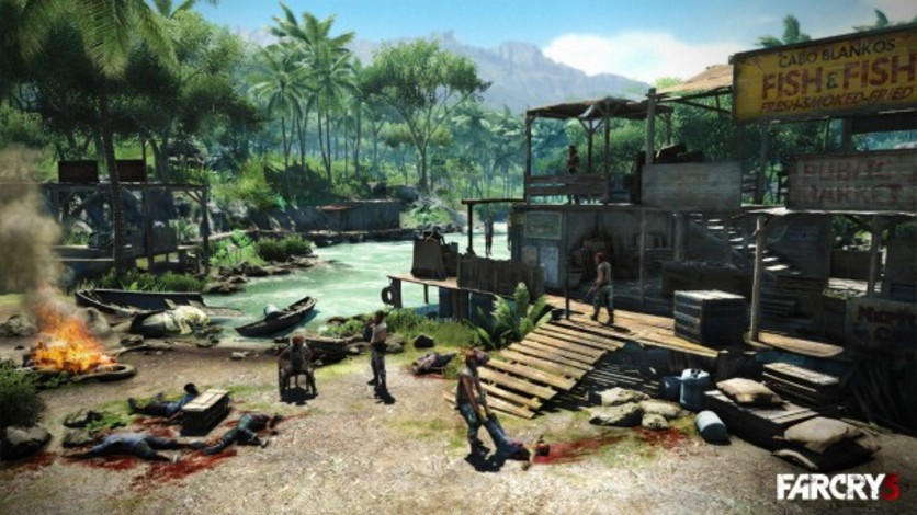 Screenshot 3 - Far Cry 3 Deluxe Edition