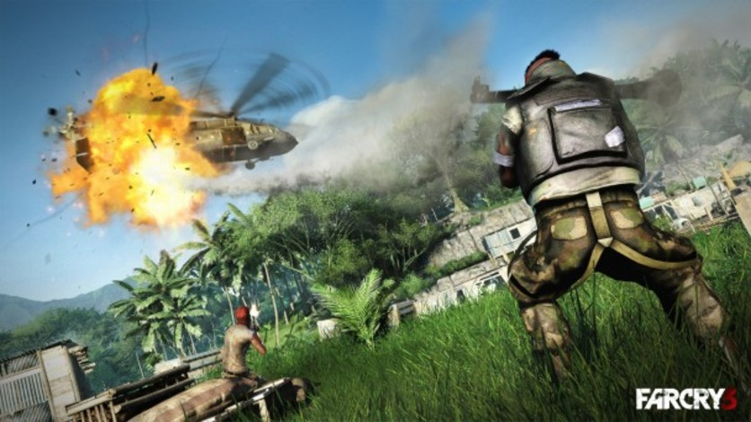 Screenshot 6 - Far Cry 3 Deluxe Edition