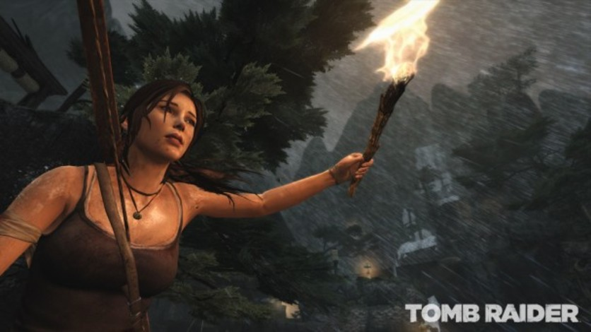 Screenshot 2 - Tomb Raider