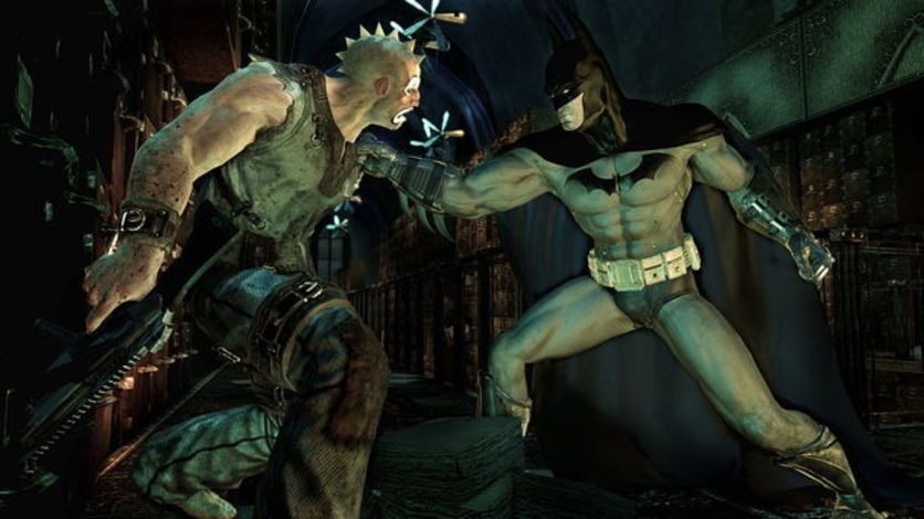 Screenshot 9 - Batman Arkham Asylum GOTY