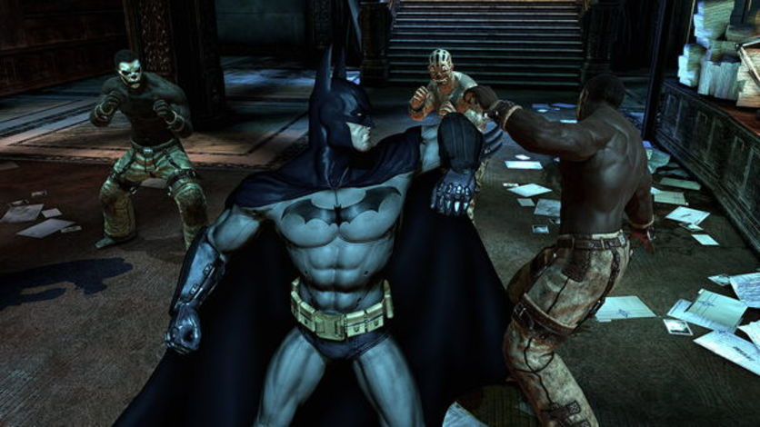 Screenshot 7 - Batman Arkham Asylum GOTY