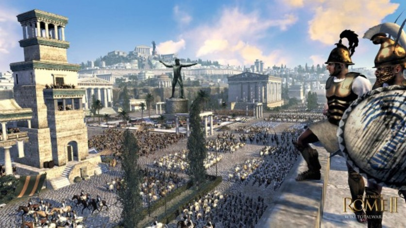 Screenshot 12 - Total War: ROME II - Emperor Edition