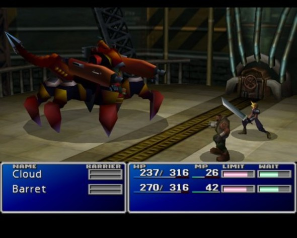 Screenshot 6 - FINAL FANTASY VII