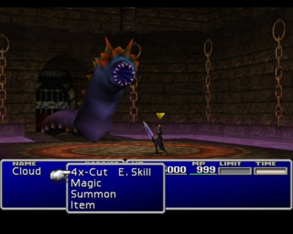 Screenshot 10 - FINAL FANTASY VII