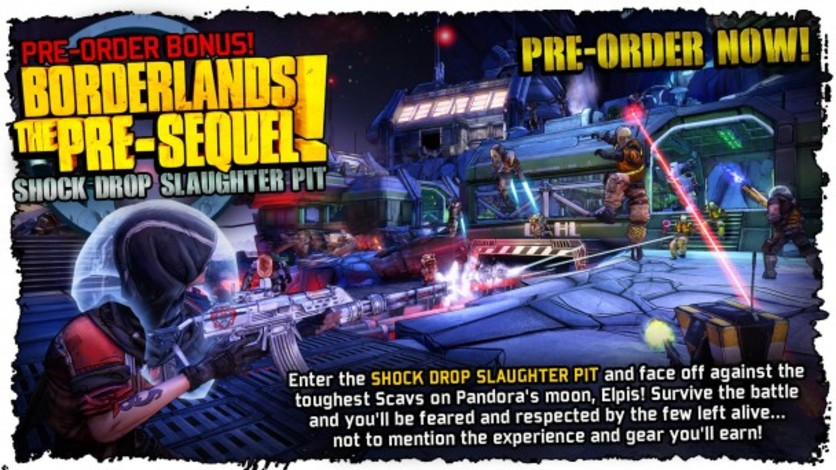 Screenshot 8 - Borderlands: The Pre-Sequel