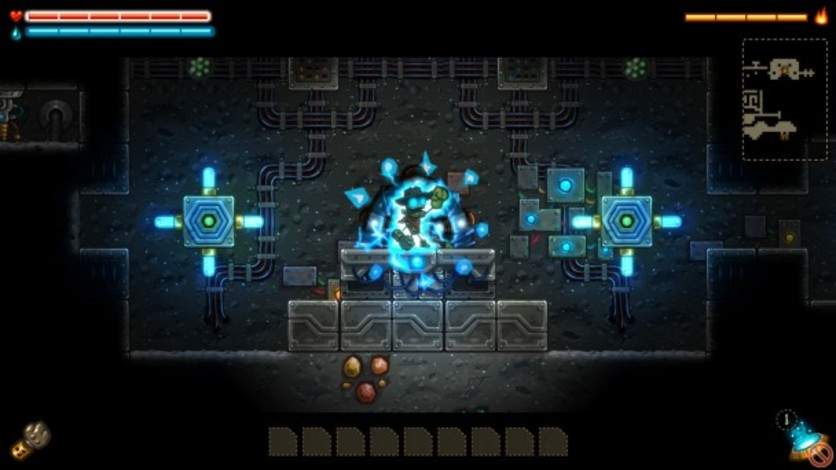 Screenshot 3 - SteamWorld Dig