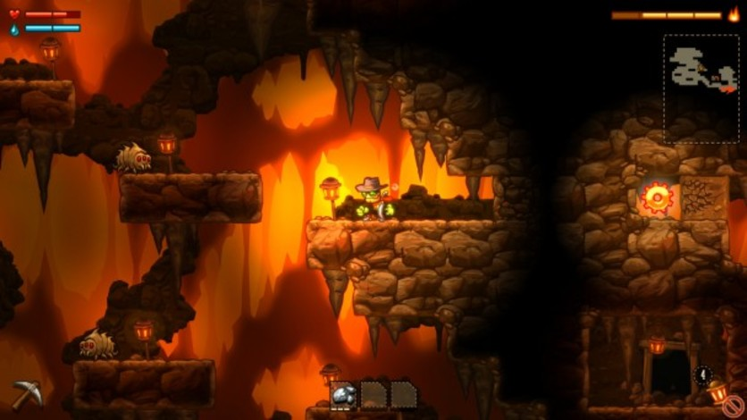 Screenshot 9 - SteamWorld Dig