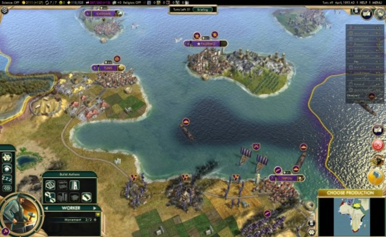 Screenshot 5 - Sid Meier's Civilization V: The Complete Edition