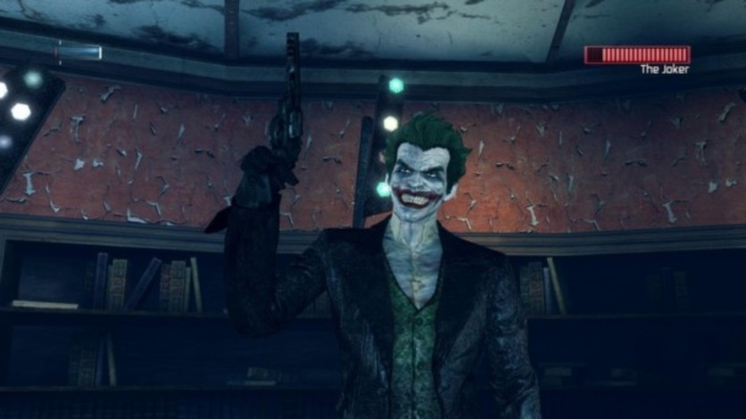 Screenshot 4 - Batman: Arkham Origins Blackgate - Deluxe Edition