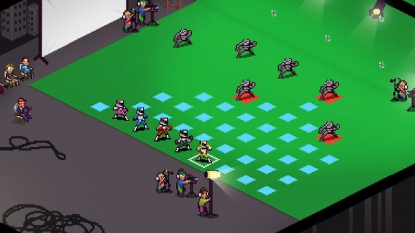 Screenshot 2 - Chroma Squad