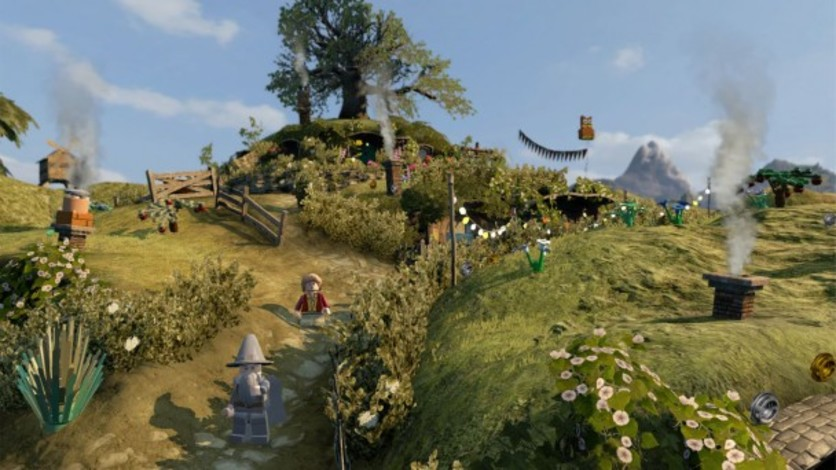Screenshot 3 - LEGO The Hobbit