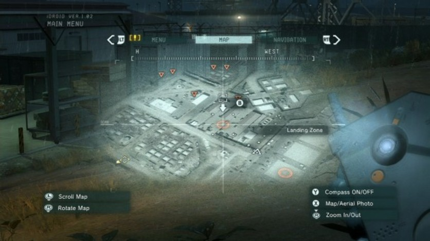 Screenshot 4 - Metal Gear Solid V: Ground Zeroes