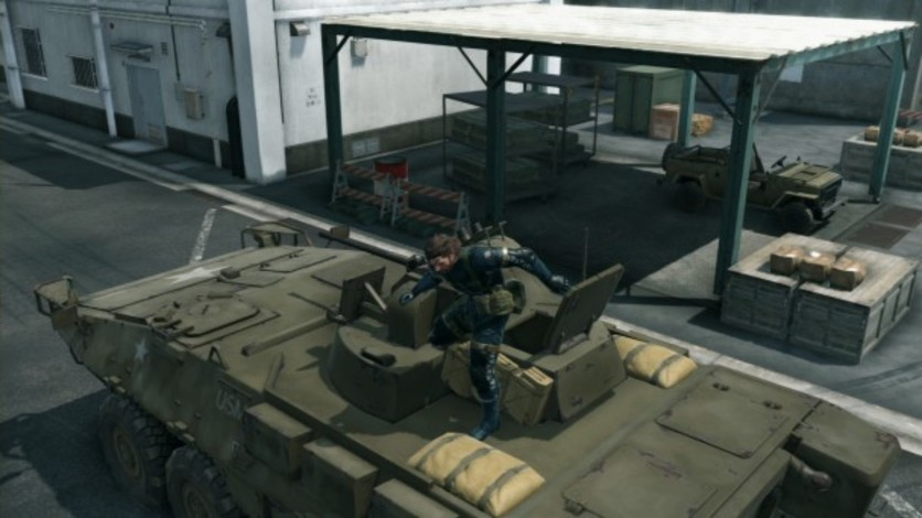 Screenshot 2 - Metal Gear Solid V: Ground Zeroes