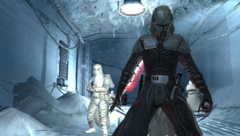 Screenshot 4 - Star Wars: The Force Unleashed - Ultimate Sith Edition (MAC)