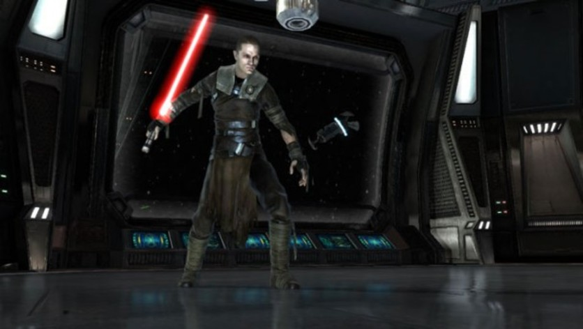 Screenshot 3 - Star Wars: The Force Unleashed - Ultimate Sith Edition (MAC)