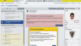 Screenshot 3 - Football Manager 2012